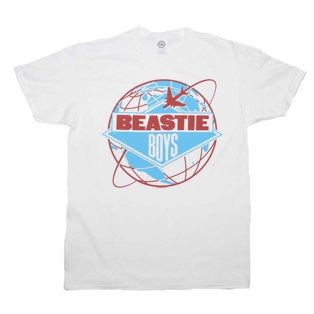 Beastie Boys T Shirt | Beastie Boys Around The World T-Shirt