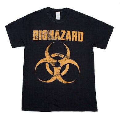 Biohazard T Shirt | Biohazard Classic Logo T-Shirt