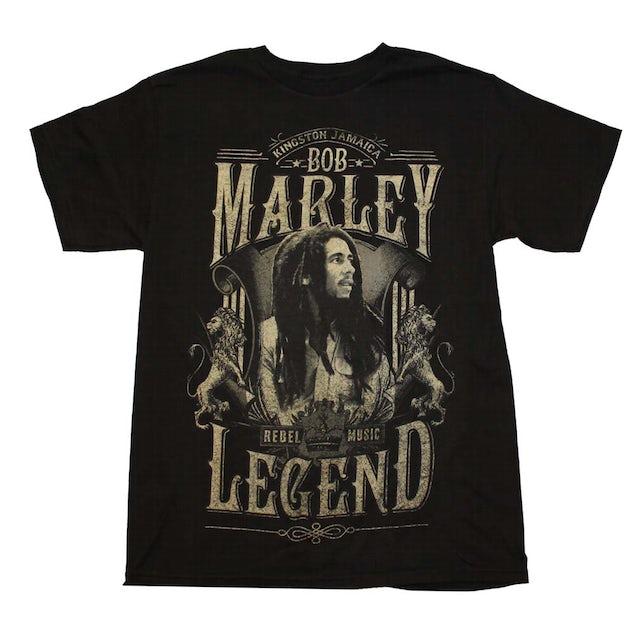 Bob Marley T Shirt | Bob Marley Legend T-Shirt