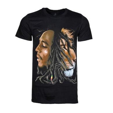 Bob Marley T Shirt | Bob Marley Profiles T-Shirt