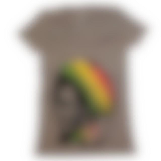 Bob Marley T Shirt   Bob Marley Rasta Tam V-Neck Junior's Tee