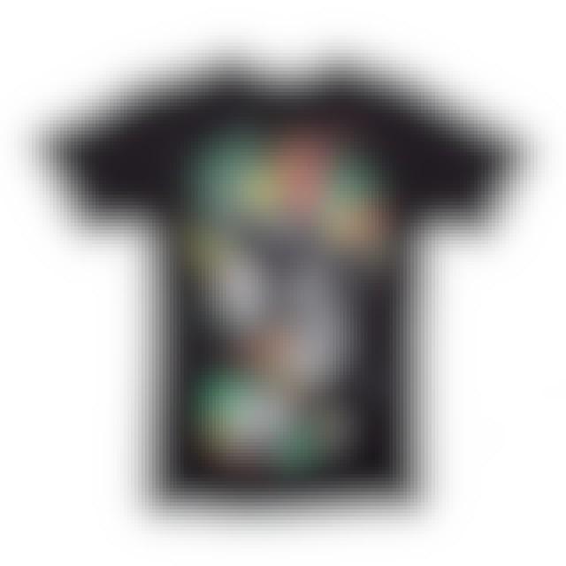 Bob Marley T Shirt | Bob Marley Splatter T-Shirt
