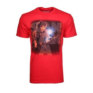 Carlos Santana T Shirt | Carlos Santana Mirage T-Shirt
