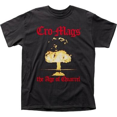 T Shirt | Cro-Mags Age of Quarrel T-Shirt