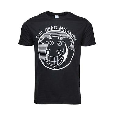 T Shirt   Dead Milkmen Cow Logo T-Shirt