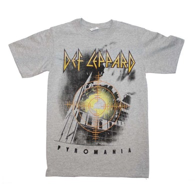 4999bfffd877 Def Leppard · T Shirt | Def Leppard Target ...