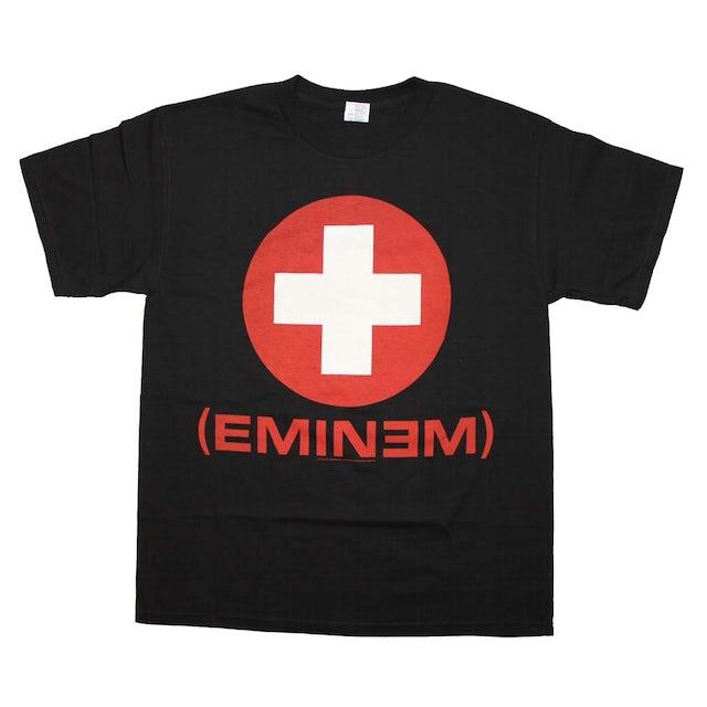 Eminem T Shirt | Eminem Recovery Black T-Shirt