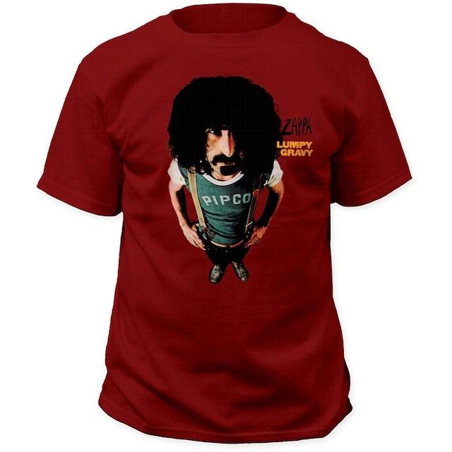 Frank Zappa T Shirt | Frank Zappa Lumpy Gravy T-Shirt