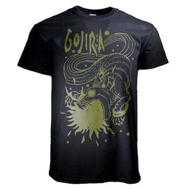 Gojira T Shirt | Gojira Sun Swallower T-Shirt