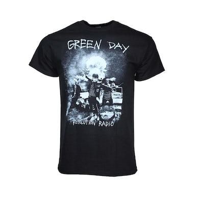 Green Day T Shirt | Green Day Nuke T-Shirt