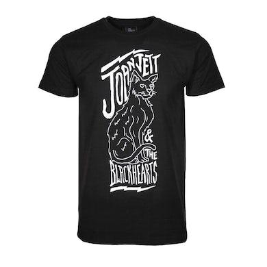 Joan Jett & The Blackhearts T Shirt | JoanJettCat T-Shirt
