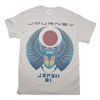 2379c3938 35+ Hot Journey Shirts, Posters, Vinyl, Hoodies & Merch
