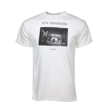 Joy Division T Shirt   Joy Division Closer Adult T-Shirt