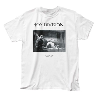 Joy Division T Shirt | Joy Division Closer Adult T-Shirt