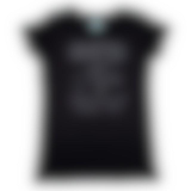 Led Zeppelin T Shirt   Led Zeppelin Black USA 77 Juniors Tee