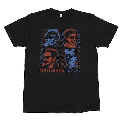 Matchbox 20 T Shirt   Matchbox 20 Frequency T-Shirt