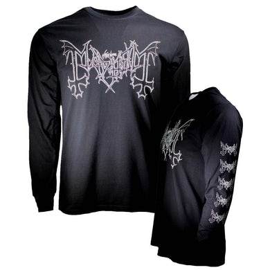 T Shirt | Mayhem Logo Long Sleeve T-Shirt