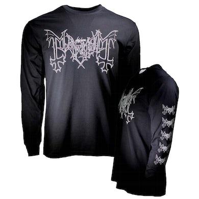 Dropkick Murphys T Shirt | Mayhem Logo Long Sleeve T-Shirt