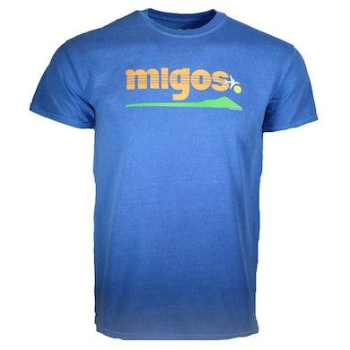 Migos T Shirt   Migos Island Hopper T-Shirt