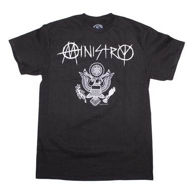 Ministry T Shirt   Ministry Great Seal T-Shirt