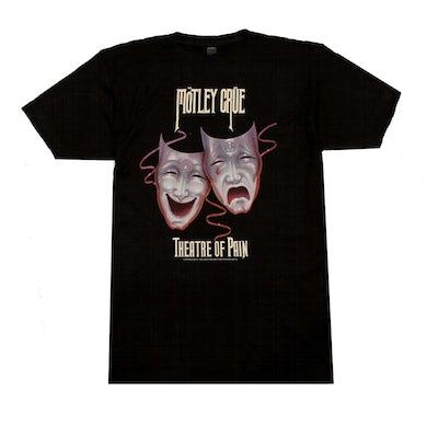 Mötley Crüe T Shirt   Motley Crue Theatre of Pain T-Shirt
