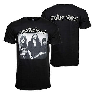 Motorhead T Shirt | Motorhead Undercover T-Shirt