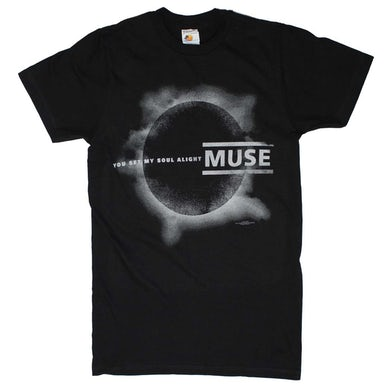 Muse T Shirt | MUSE Eclipse T-Shirt