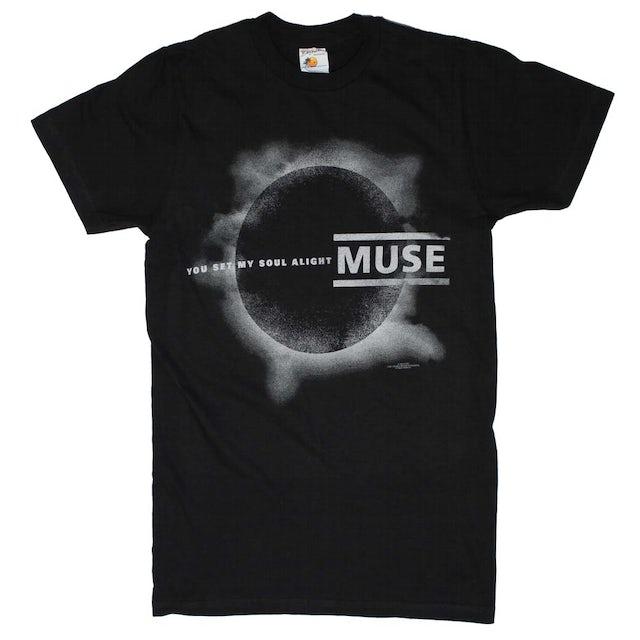 Muse T Shirt | MUSE Eclipse T-Shirt