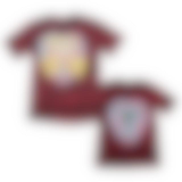 Nirvana T Shirt | Nirvana Heart Shaped Box Men's Dye T-Shirt
