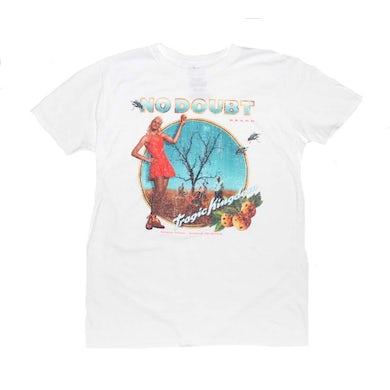 No Doubt T Shirt   No Doubt Tragic Kingdom T-Shirt