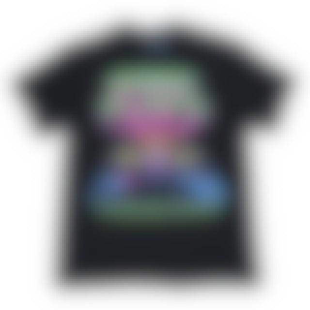 Pink Floyd T Shirt | Pink Floyd Dark Side Blacklight T-Shirt