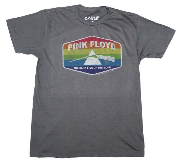 Pink Floyd T Shirt   Pink Floyd Dark Side Brand T-Shirt