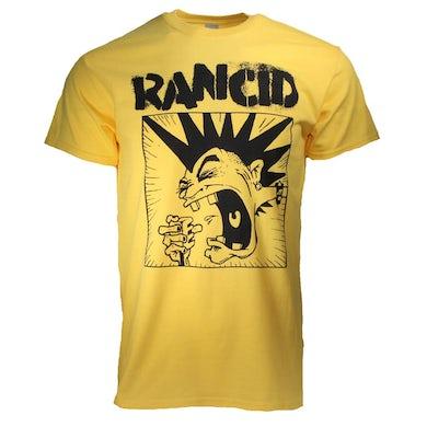Rancid T Shirt | Rancid Screaming Mohawk T-Shirt