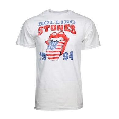 The Rolling StonesT Shirt   Rolling Stones 1994 Tour T-Shirt