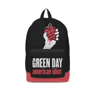 Green Day American Idiot Backpack