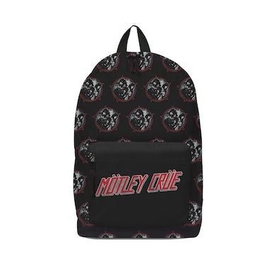 Mötley Crüe Heavy Metal Power Backpack