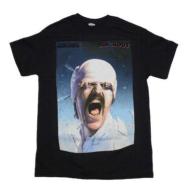 Scorpions T Shirt | Scorpions Blackout T-Shirt