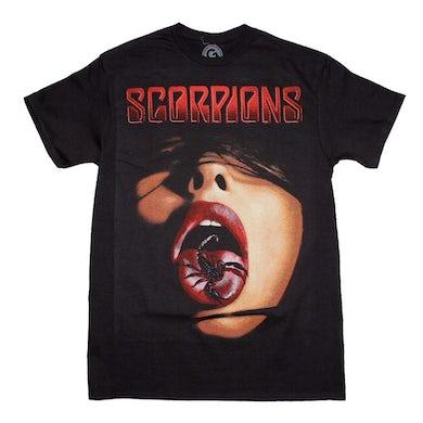 Scorpions T Shirt | Scorpions Tongue T-Shirt