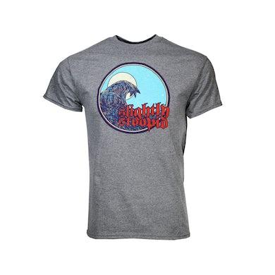 Slightly Stoopid T Shirt | Slightly Stoopid Wave Crest T-Shirt