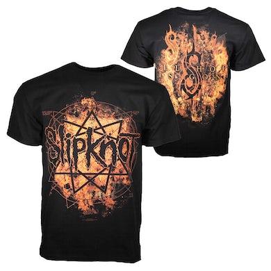 Slipknot T Shirt | Slipknot Radio Fires T-Shirt