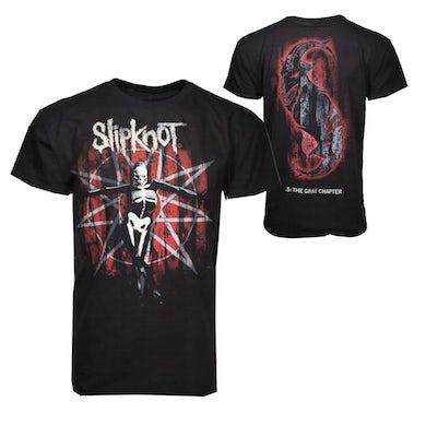 Slipknot T Shirt | Slipknot The Gray Chapter Star T-Shirt
