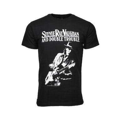 Stevie Ray Vaughn T Shirt | Stevie Ray Vaughan Live Alive T-Shirt