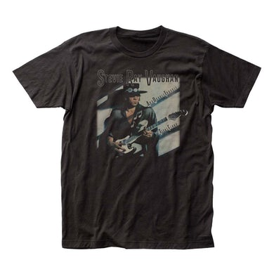 Stevie Ray Vaughn T Shirt | Stevie Ray Vaughan Texas Flood T-Shirt
