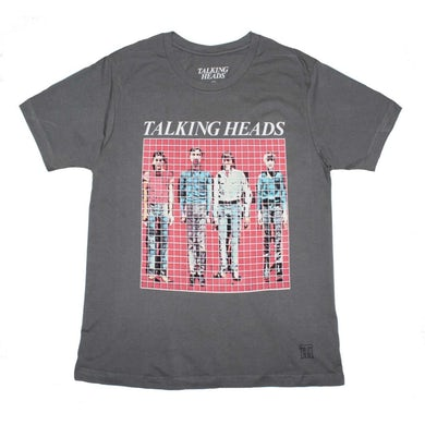 Talking Heads T Shirt | Talking Heads More Songs About Buildings & Food T-Shirt