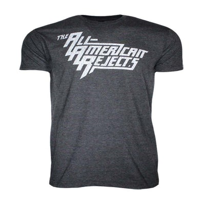 T Shirt | The All American Rejects Vintage Logo T-Shirt