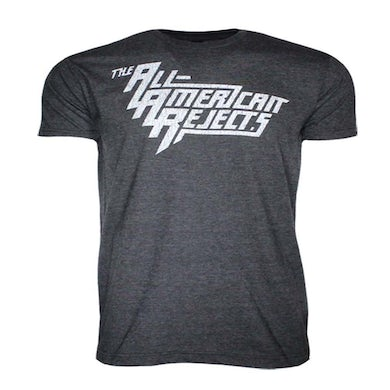 The All-American Rejects T Shirt   The All American Rejects Vintage Logo T-Shirt