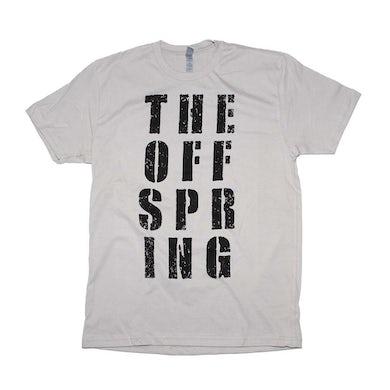 The Offspring T Shirt | The Offspring Block Letter T-Shirt