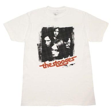 Iggy Pop T Shirt | The Stooges Group Shot T-Shirt