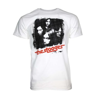 Iggy Pop T Shirt | The Stooges Group Shot T-Shirt