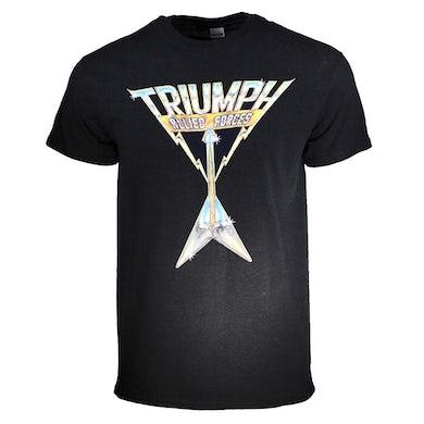 Triumph T Shirt | Triumph Allied Forces T-Shirt